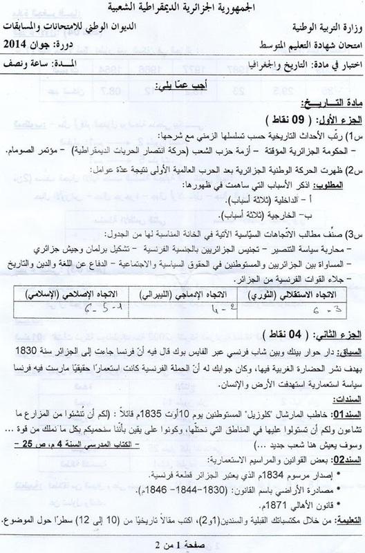 امتحان في مادة     الاجتماعيات 3364970_orig