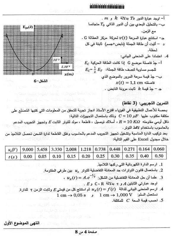 شهادة البكالوريا 2016 المواضيع و التصحيحات شعبة الرياضيات 5377587_orig