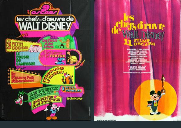 Les Chefs-d'Œuvre de Walt Disney [Walt Disney - 1966] En12835