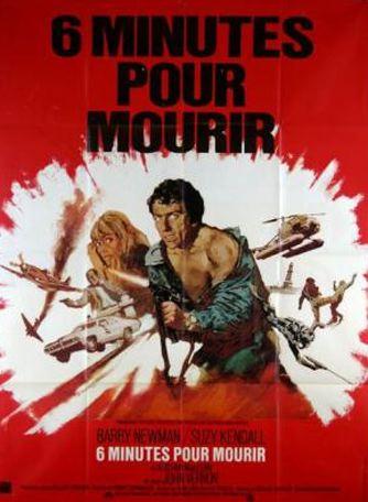 fear - Six Minutes pour Mourir - Fear is the Key - 1973 - Michael Tuchner En16573