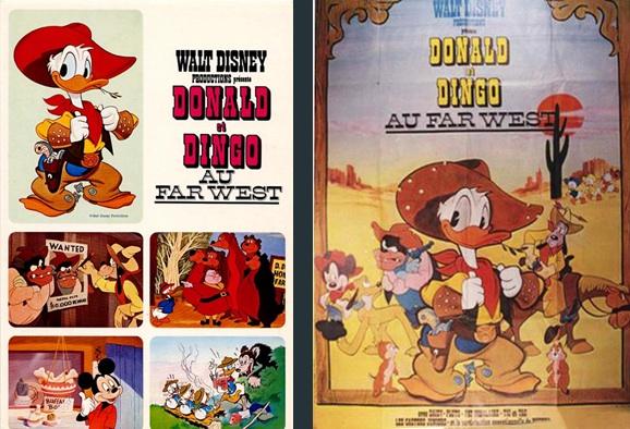 [Walt Disney] Donald et Dingo au Far-West (1965) En17862