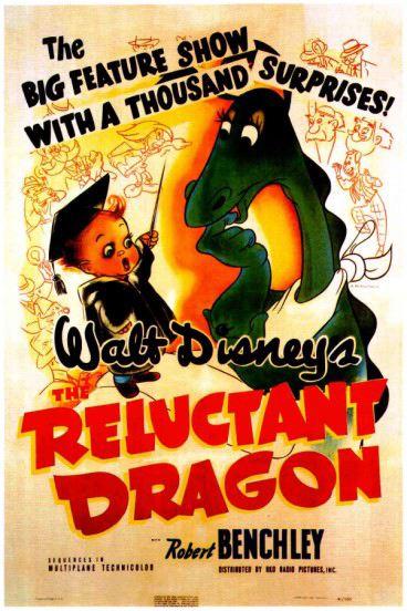 Les Secrets de Walt Disney / Le Dragon Récalcitrant [Disney - 1941] En4690