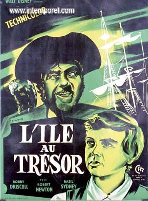 L'Île au Trésor [Disney - 1950] En6300