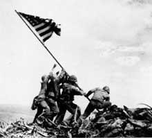 Iwo Jima : 6 hommes et un drapeau ! NAZIGUER0266
