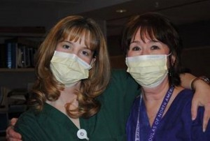 More Than 22,000 Brave Nurses Refusing to Submit to Mandatory Vaccinations Nurses-2-wearing-masks-300x202