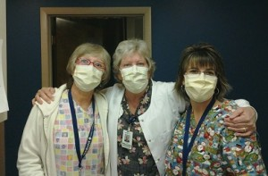 More Than 22,000 Brave Nurses Refusing to Submit to Mandatory Vaccinations Nurses-3-wearing-masks-sm-300x197