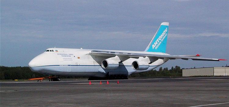 AN-144 - Que Aeronave é Essa?  An124