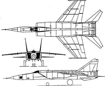 تقرير مفصل عن ثاني اسرع طائرة في العالم Mig25_sh