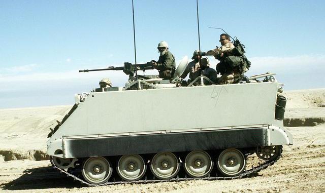 ابني جيشك الخاص بأي سلاح تريد  - صفحة 2 M113