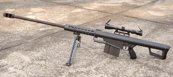 G&P – MK18 Mod I, LMT Tactical Rifle 10″ & 11″ M82a1