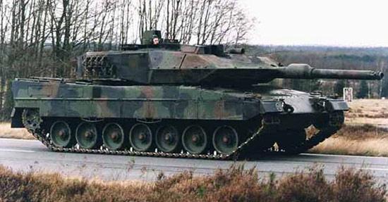 Leopard 2A5 Leopard2a5