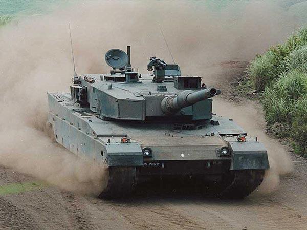 تصويت : افضل دبابة في العالم Type90