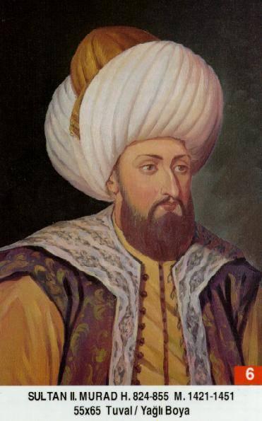 Sultan Ikinci Murat Pad2