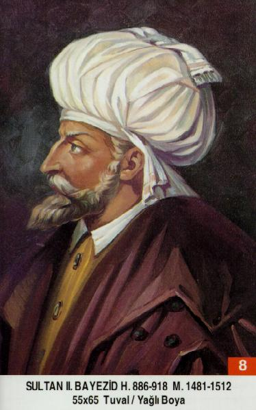 Sultan II. Bayezid Pad4