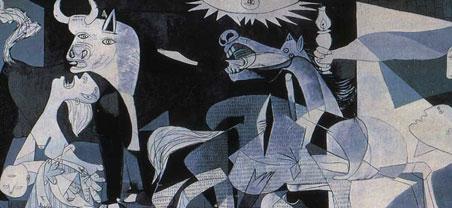 Arte, bellezza ed orrore: Guernica e oltre Art-guernica