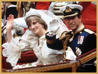 Diana Spencer, Lady Di Diana_wedding
