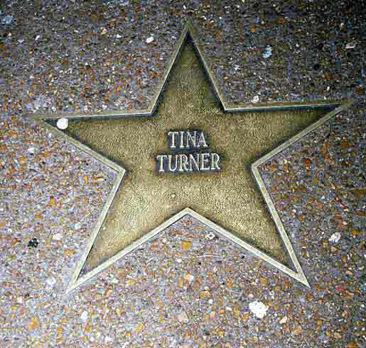Tina Turner StL_Tina_Turner_star