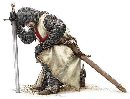 CABALLEROS TEMPLARIOS Templari