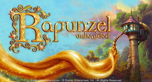 Projet abandonné  : Rapunzel Unbraided Disney-rapunzel