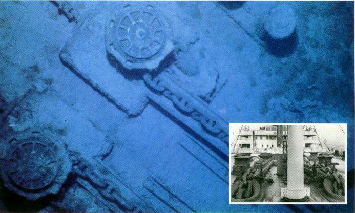 صور لم ولن تشاهدها الا هنا صور لتايتانيك السفينه العجيبه التي غرقت في اول رحلاتها Roncs_7