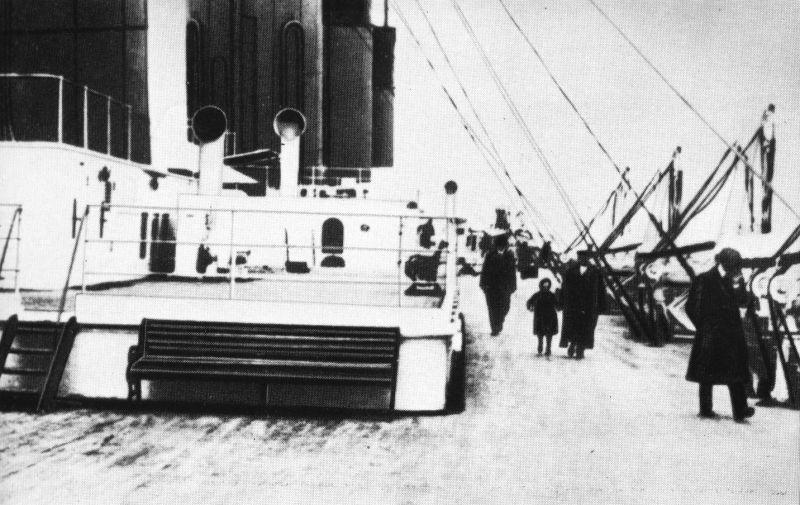صور لم ولن تشاهدها الا هنا صور لتايتانيك السفينه العجيبه التي غرقت في اول رحلاتها Titanic06