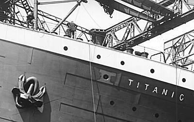 صور لم ولن تشاهدها الا هنا صور لتايتانيك السفينه العجيبه التي غرقت في اول رحلاتها Titanic23