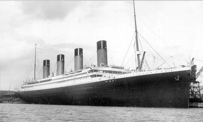 صور لم ولن تشاهدها الا هنا صور لتايتانيك السفينه العجيبه التي غرقت في اول رحلاتها Titanic31