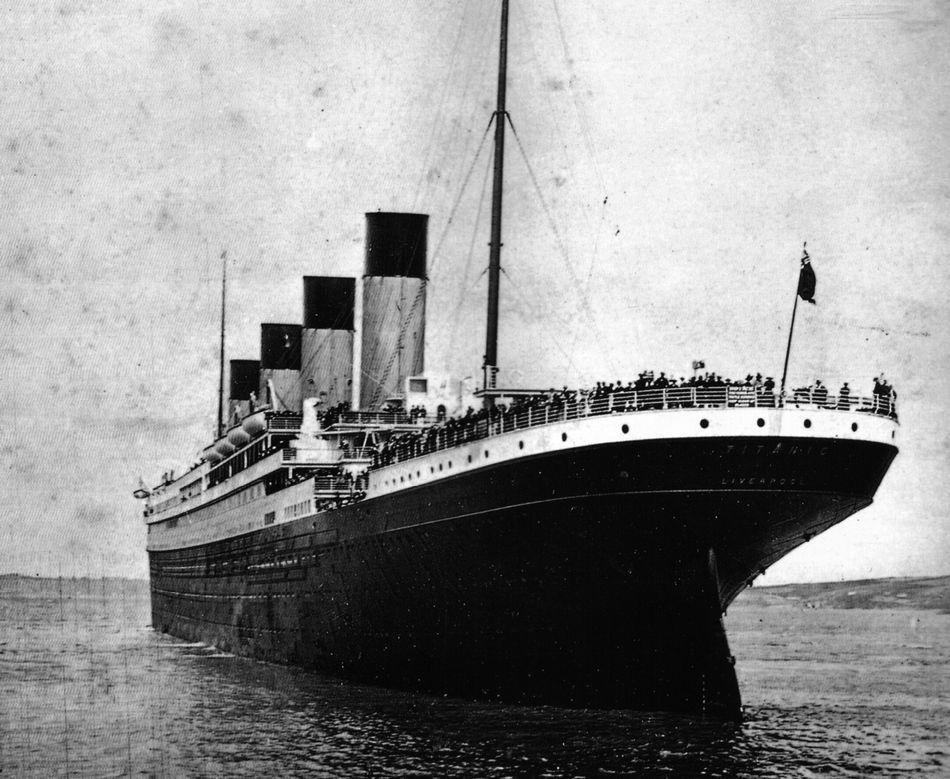 صور لم ولن تشاهدها الا هنا صور لتايتانيك السفينه العجيبه التي غرقت في اول رحلاتها Titanic32