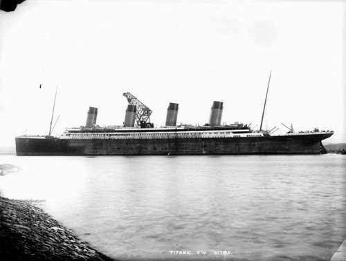 صور لم ولن تشاهدها الا هنا صور لتايتانيك السفينه العجيبه التي غرقت في اول رحلاتها Titanic_Delfastban2