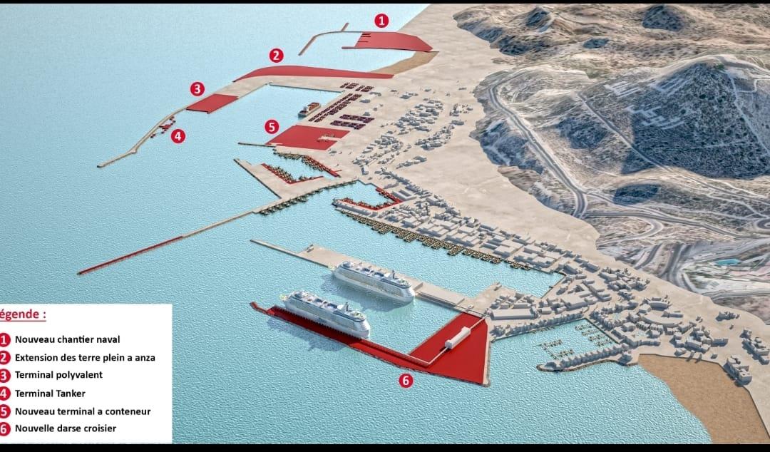 Développement de l'Industrie Navale Marocaine - Page 3 Plan%20de%20masse%20Variante%203