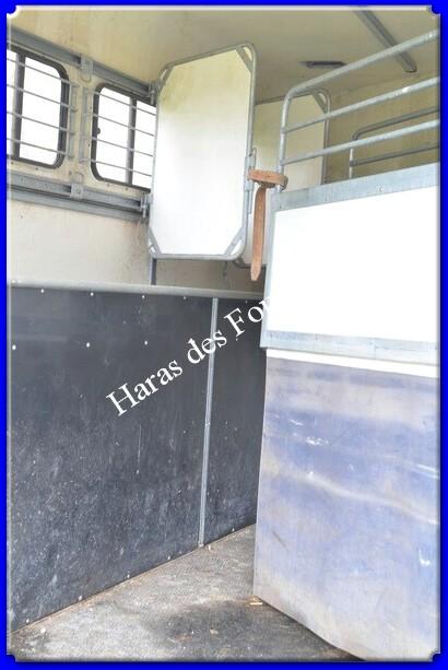 Vends Van 3 places + logement marque FAUTRAS Maxivan4_5