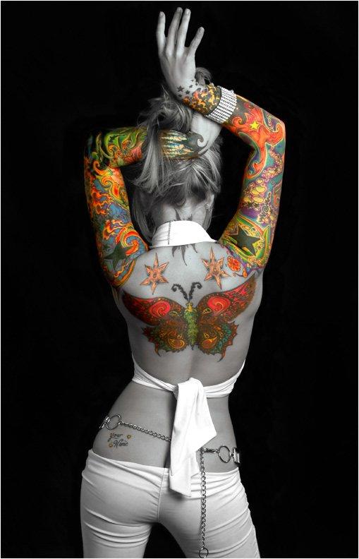 Zanimljive tetovaže - Page 9 Fineart(20)