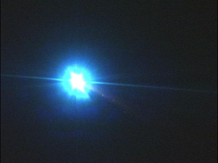 Les derniers instants de l'ATV ATV-Reentry-03