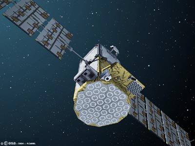 Les premiers satellites du système Galileo baptisés : GIOVE GSTBV2B_03_LR_L