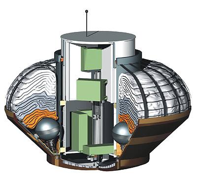 L'ESA lance un démonstrateur de bouclier thermique gonflable IRDT-S1_L
