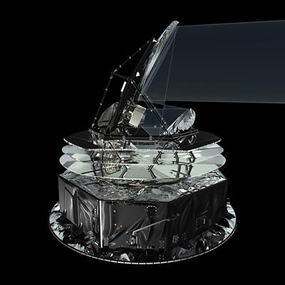 Vidéo de la présentation du satellite Planck aux médias InstrumentCloseUp_L