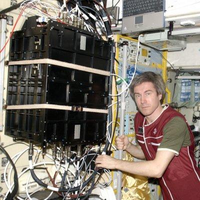 "Lancement Ariane 5 ES VA205 / ATV-3 ""Edoardo Amaldi"" - 23 mars 2012 PCE_Krikalev400"
