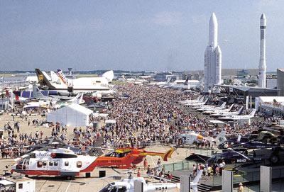 Salon International de l'Aéronautique et de l'Espace 2007 Bourget_09_L