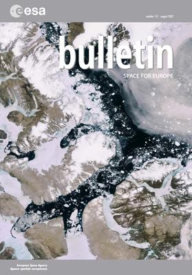 ESA bulletin Bul131_coverL