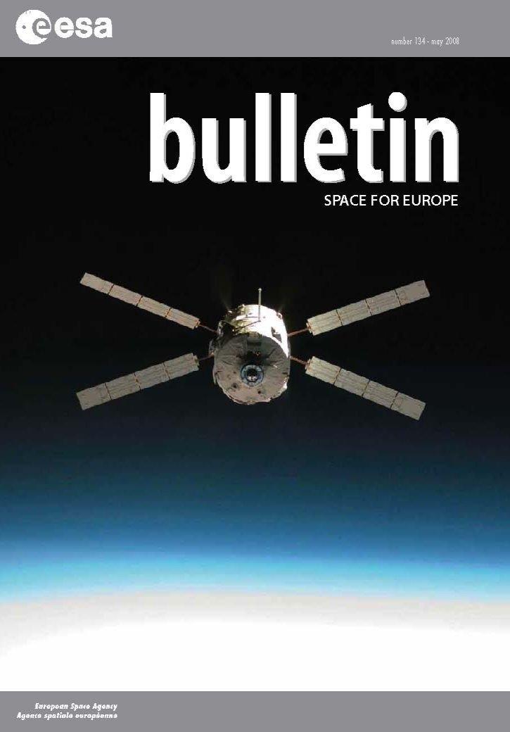 ESA bulletin Bul134_coverlarge