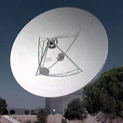 L'ESA inaugure sa nouvelle antenne à  Cebreros. Img01_L