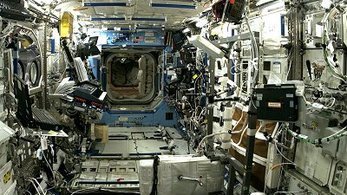 NASA Researcher Releases Video Evidence Showing ISS Being Filmed In A Studio Inside_ISS_-_ready_for_business_commercialisation_focuson