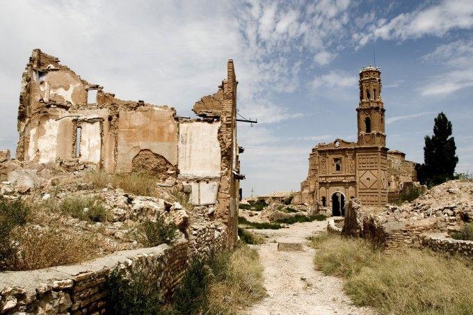 Los lugares abandonados más espectaculares de España Belchite-2-680x453