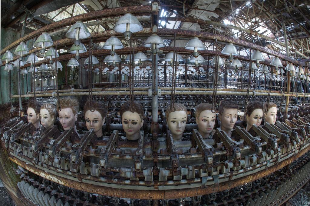 Los lugares abandonados más espectaculares de España Fabrica-abandonada