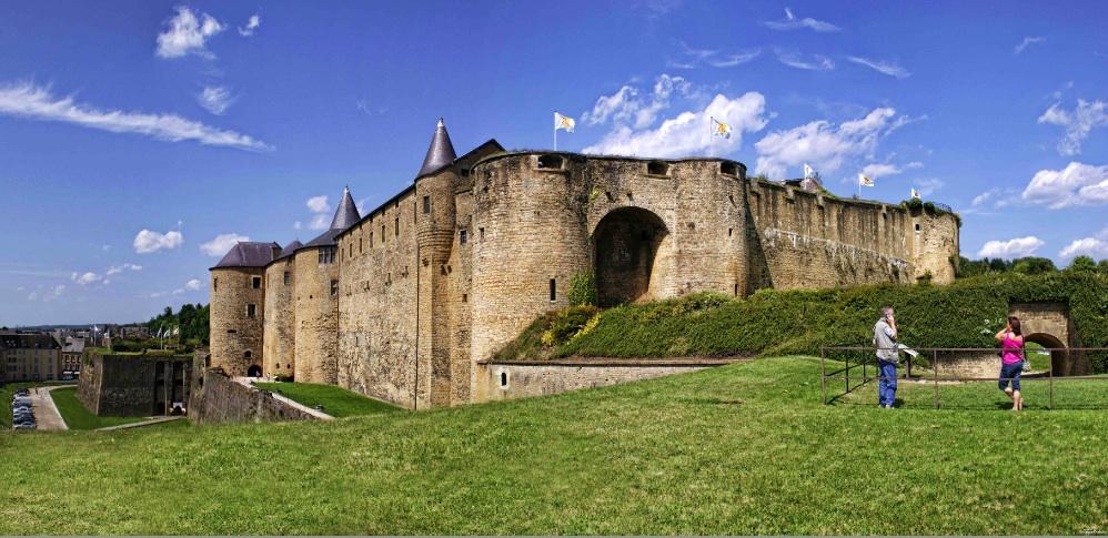 Bon Vendredi Chateau-fort-de-Sedan