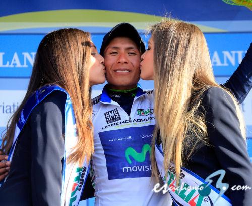 Campeones de Novato/mejor Joven/mejor sub23 2014 Nairo_quintana_tirreno_adriatico_et6_2014_movistar
