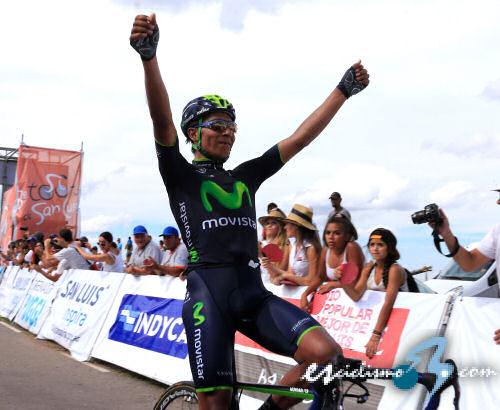 Victorias UCI 2014 Nairo_quintana_tour_san_luis_et4_2014_movistar