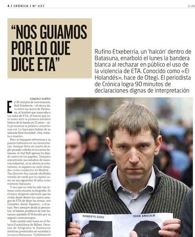 Como manipular una entrevista: periodismo amarillista 2.0 Ruficronica