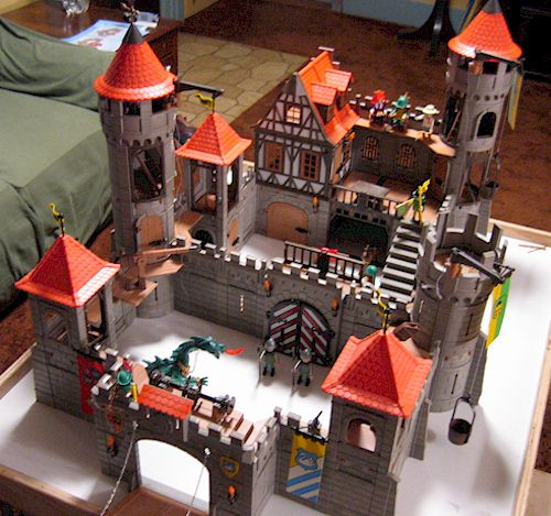 Playmobil :P Castleuphigh