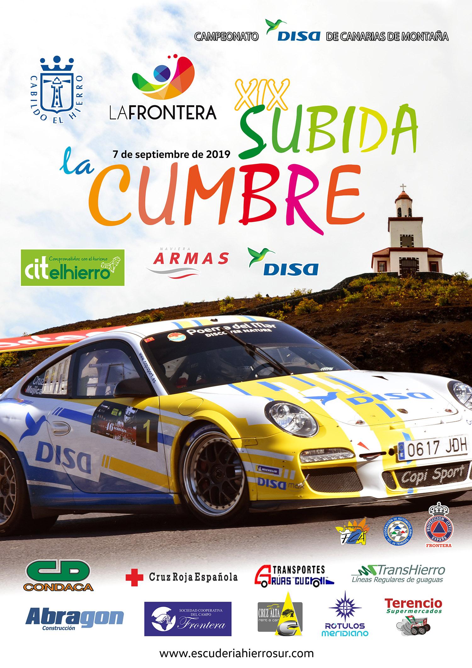 Campeonatos de Montaña Nacionales e Internacionales (FIA European Hillclimb, Berg Cup, MSA British Hillclimb, CIVM...) - Página 30 Cartel_cumbre_19_web